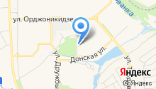 АВС Центр, ЗАО на карте