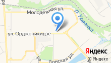 TianDe на карте