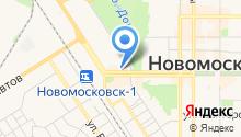 Магазин сумок на Комсомольской на карте