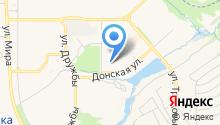 Детский сад №23 на карте