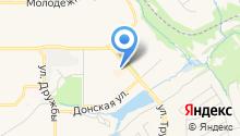 Пелагея на карте