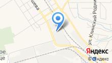 Новомосковский хлебокомбинат на карте