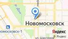 Робин Сдобин на карте