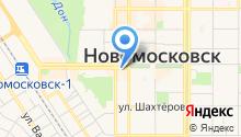 Новомосковский историко-художественный музей на карте