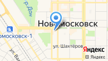 Банкомат, Спиритбанк, ПАО на карте