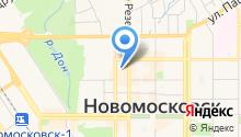 """""""Центр торговли головными уборами"""" - пав.""""Альзам"""" на карте"""