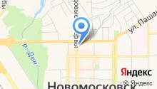 Amway в Новомосковске на карте
