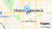 Подмосковный научно-исследовательский угольный институт, ЗАО на карте