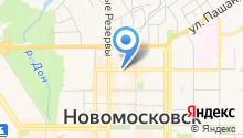 Расулов А.А. на карте