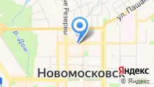 Пролетарский ломбард на карте