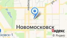 Кадриль на карте