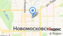 Практика-Н, ЗАО на карте