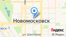 Инфотек на карте
