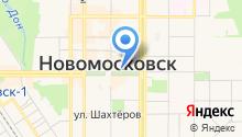 Юлия на карте
