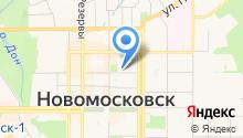 Нотариус Шпакова Г.В. на карте