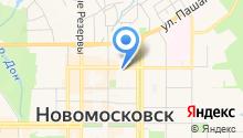 *сервис плюс* на карте
