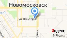 Магазин-салон газового оборудования на карте