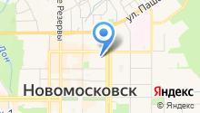 Российское объединение инкассации на карте