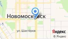 Пиццерия на Московской на карте
