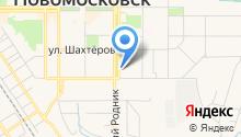 Магазин крепежа и мебельной фурнитуры на карте