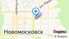 Пекарня урванского рынка на карте