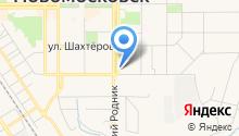 Дивандия на карте