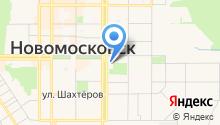 Городской дворец культуры, МБУК на карте