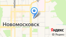 Народный бутик на карте