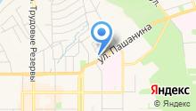 Магазин автозапчастей для ГАЗель на карте