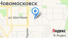 Русская краса на карте