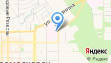 Клинико-диагностический центр на карте