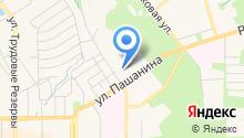 Новомосковское училище (колледж) олимпийского резерва на карте