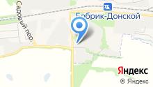 Донской завод радиодеталей на карте