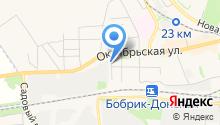 Архив г. Донского на карте