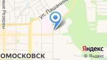 АвтоКарусель на карте