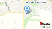 Докофа на карте