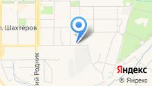 Межотраслевой страховой центр на карте