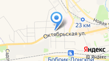 Магазин детской одежды и игрушек на Октябрьской на карте