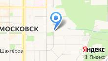 Бухгалтерское бюро на карте