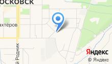 Магазин автозапчастей для грузовых автомобилей на карте