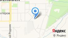 Автопроект на карте