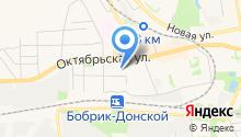 Магазин мебели на ул. Кирова на карте