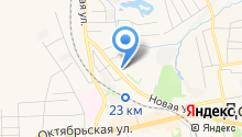 Донской-6 на карте