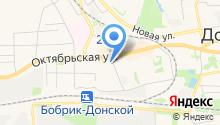 Донской-4 на карте
