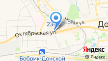 Донской Универсальный Магазин на карте