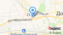Букварь на карте