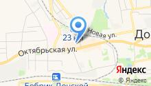 Взор на карте