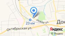 ПИЩПРОМ на карте