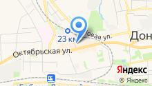 Банкомат, Банк Солидарность на карте