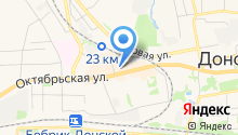 Донской политехнический техникум на карте